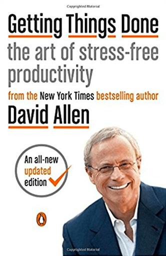 Getting Things Done-David Allen_Lunch Learners_Lunch Learners boekpresentaties