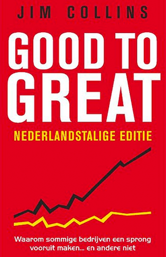 Good To Great-Jim Collins_Lunch Learners_Lunch Learners boekpresentaties