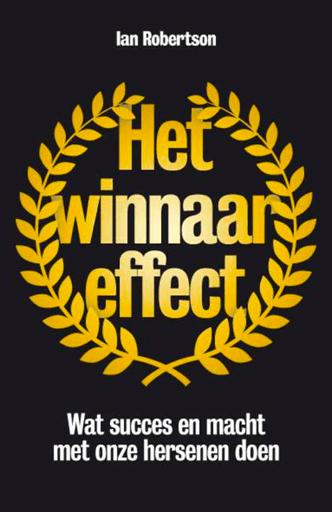 Het Winnaar Effect-Ian Robertson_Lunch Learners_Lunch Learners boekpresentaties