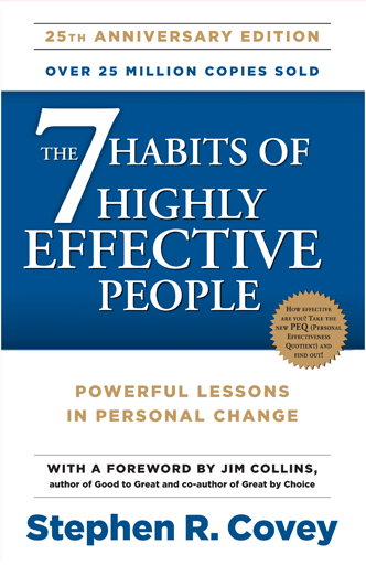 The 7 Habits of Highly Effective People-Stephen R. Covey_Lunch Learners_Lunch Learners boekpresentaties