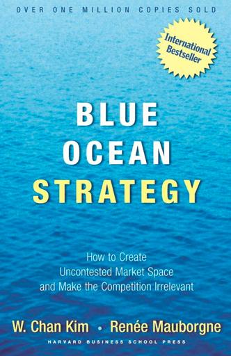 Blue Ocean Strategy-W. Chan Kim&Renee Mauborgne_Lunch Learners_Lunch Learners boekpresentaties