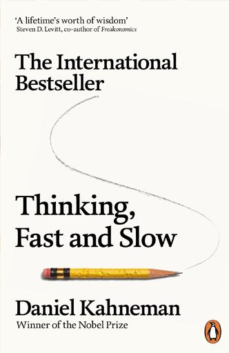 Thinking Fast and Slow-Daniel Kahneman_Lunch Learners_Lunch Learners boekpresentaties
