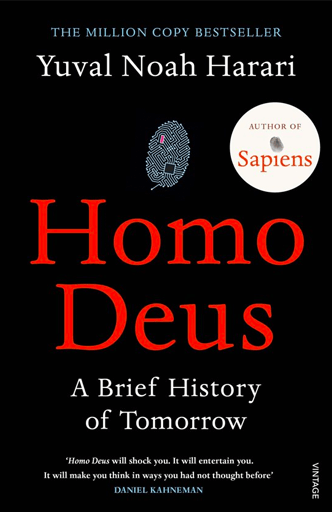 Homo Deus - Yuval Noah Harari _Lunch Learners_Lunch Learners boekpresentaties