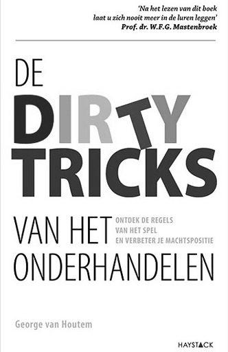 Dirty Tricks van het Onderhandelen
